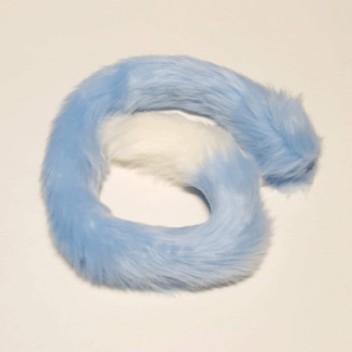 Fox Tails 80cm (no plug)