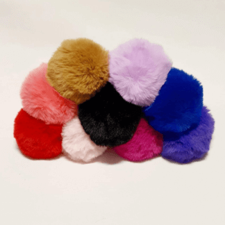 Bunny Tails with Plugs